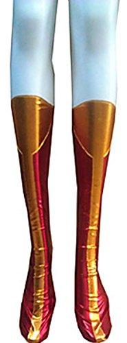 Howriis - Tuta -  donna Gold - Rot
