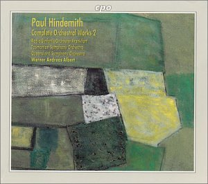 Hindemith: Complete Orchestral Works, Vol. 2 (Box Set) by Cpo