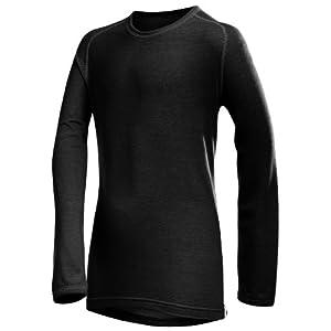LÖFFLER Kinder Unterhemd Langarm Transtex warm