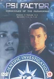 Psi Factor: Season 3 - Volume 3.4, Episodes 3.11 To 3.13 [DVD]