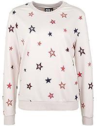 Catwalk Junkie - Sweat-shirt - Décontracté - À Étoiles - Manches Longues - Femme