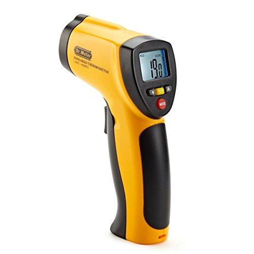 Preisvergleich Produktbild Dr.Meter® IR-20 Indoor / Outdoor Wireless Non Kontakt Digital-Infrarot (IR) Thermometer Pistole mit Holster, Bereich von -58°F bis +1,022°F (-50°C -- +550°C); A MODE Taste (MAX/MIN Hold Funktion)