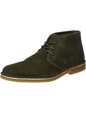 Selected Herren Shhroyce New Light Suede Boot Desert