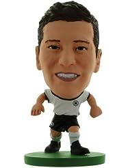 Soccerstarz - 400376 - Figurine Sport - Julian Draxler Dans Sa Tenue D'équipe D'allemagne À Domicile