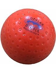 Mercian Dimple Match hockey Balle [Orange]