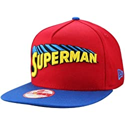 New Era - Gorra de béisbol - para hombre multicolor SUPERMAN