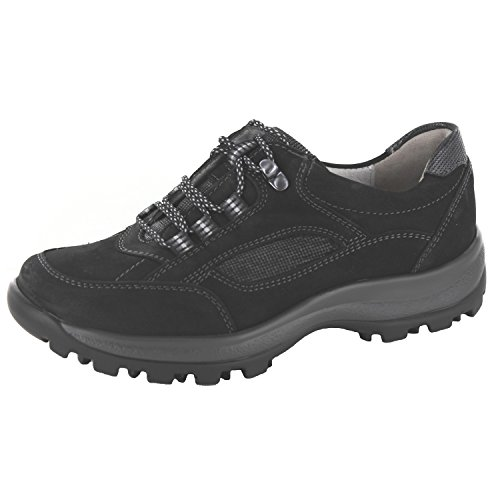 Waldläufer Holly 471000201/001 Femmes Chaussures à Lacets