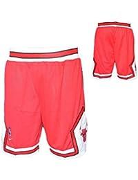 Pantaloncini NBA Swingman - Chicago Bulls - Rossi - Taglia XL d6fa2d901796