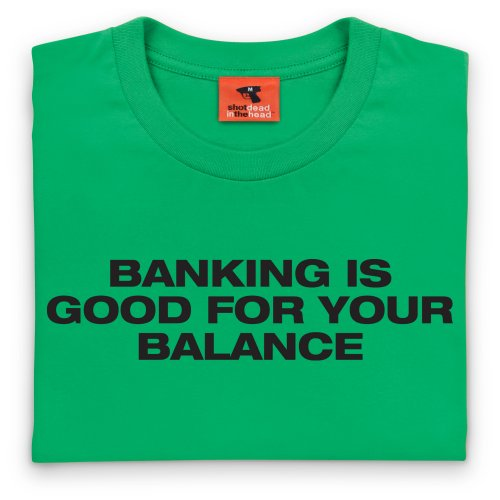 Square Mile Balance T-Shirt, Herren Keltisch-Grn