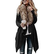 eine große Auswahl an Modellen einzigartiger Stil online zu verkaufen Suchergebnis auf Amazon.de für: strickjacke fell damen