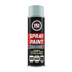 151Aeorsol vernice spray–lacca trasparente–250ml