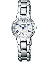 Citizen Damen-Armbanduhr Analog Quarz Titan EX2030-67A