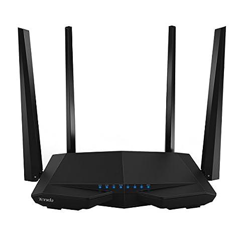 Tenda AC6Dual Band 1200Mbps 802.11g/n/b/11AC A WPS WDS Pare-feu VPN Routeur Répéteur sans
