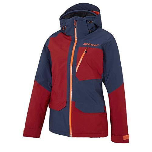 Ziener Damen Skijacke Talia Lady Teamwear DERMIZAX blau 108252 GR.38 neu