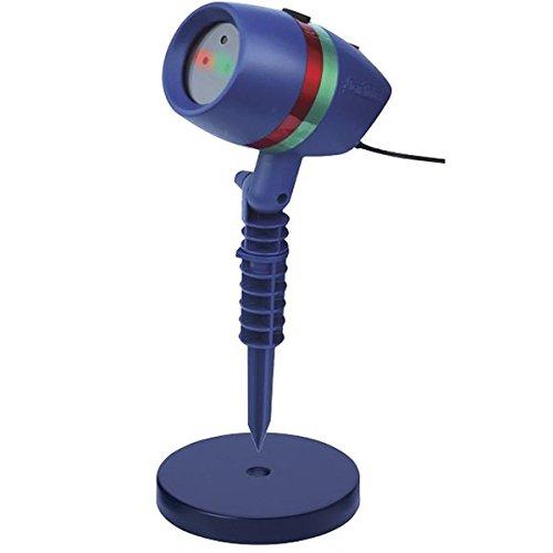 Star Shower Lichtsystem für Innen und Außen Beleuchtung mehrfarbig - Das Original aus dem TV