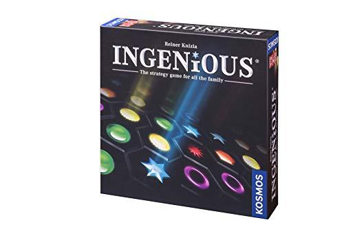 Green Board Games Ingenious - Juego de mesa (en inglés) [importado del Reino Unido]