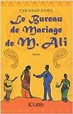 La bureau de mariage de M. Ali de Farahad Zama ,Sabine Boulongne (Traduction) ( 3 février 2010 )