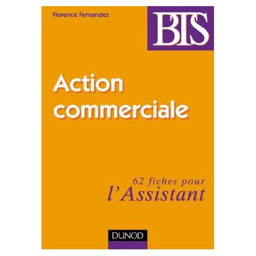 Action commerciale : 62 fiches pour l'assistant