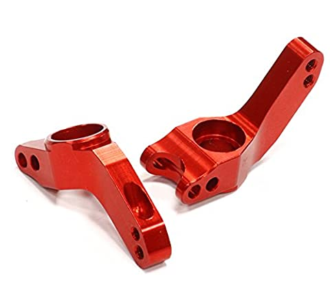 Integy Hobby RC Model T8662RED Billet Machined Rear Hub Carrier for 1/10 Traxxas Bandit