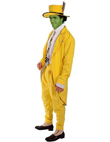 Déguisement Adulte Costume Homme The Mask Jim Carrey Standard