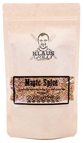 Zauber-Gewürz von Klaus grillt im 200 g Beutel thumbnail