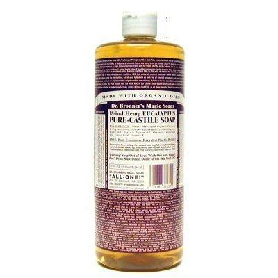 Dr. Bronners Eucalyptus 946 ml