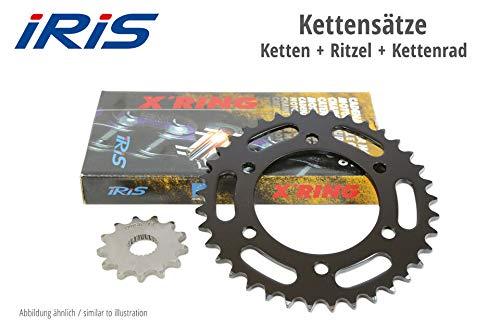 IRIS Kette & ESJOT Räder 866-260 IRIS XR Kettensatz XBR 500 S (HJ) 87-88 42PS
