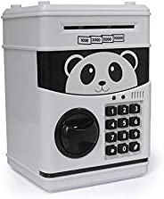 Teddy Bear Electronic ATM Money Bank Box for Saving Coins and Cash