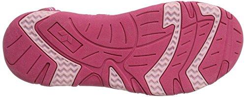 Lico Crispy V, Sandales  Bout ouvert fille Pink (PINK/ROSE)