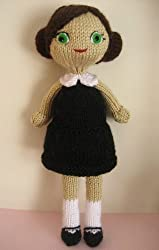 Dani Doll Knit Pattern (English Edition)