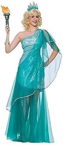 Forum Novelties Inc. Sexy Miss Liberty Adult Costume Size Standard