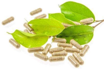 1 Packung 100% reines Kelp Alge - Braunalge mit natürliches Jod (Tagesbedarf) in Rohkost-Qualität aus dem naturbelassenem Norwegen ! 60 Vegi Kapseln a 400 mg