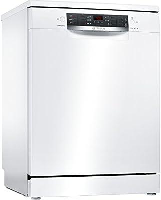 Bosch Serie 4 SMS46IW08E Independiente 13cubiertos A++ lavavajilla - Lavavajillas (Independiente, Blanco, Full size (60 cm), Blanco, Botones, Sensor, 1,75 m)