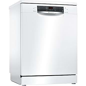 bosch serie 4 sms46iw08e autonome 13places a lave vaisselle lave vaisselles autonome blanc. Black Bedroom Furniture Sets. Home Design Ideas