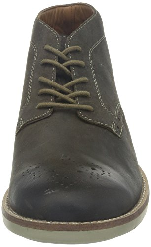 Clarks Raspin Limit, Chaussures de ville homme Marron (Taupe Leather)