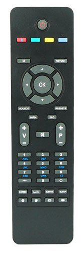 Celcus LED TV Remote Control for Models LED19913HD - LED22913FHD - LED19S913HD