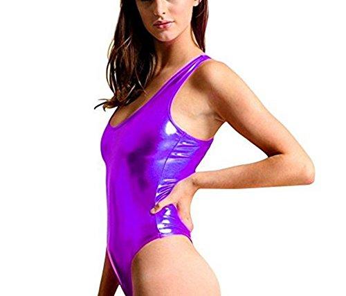 yizyif-women-wet-look-high-cut-one-piece-thong-leotard-bikini-bodysuit-swimsuit-purple-one-size