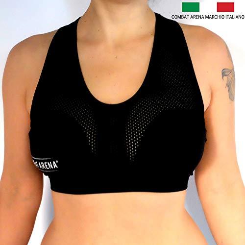 Combat Arena Paraseno Protezione Donna per Arti Marziali e Sport da Combattimento (M)
