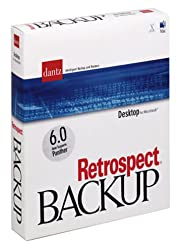 Retrospect 6.0 Desktop Backup (Inc 2 Clients) Mac
