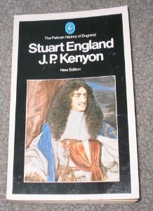 The Pelican History of England 6: Stuart England