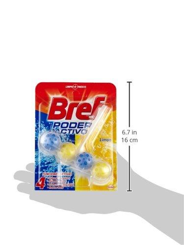 Bref WC Pouvoir Actif-Citron-1unité-[Pack de 5]