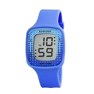 Kahuna KLS-0293L – Reloj de 0 para mujer, con correa de silicona, color azul