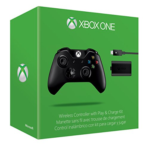 Wireless Controller + Play and Charge Kit – Xbox One 4101ZViEeyL