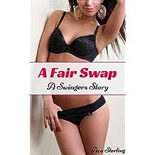 A Fair Swap: A Swingers Story (English Edition)