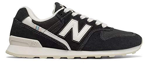 Sneaker Damen schwarz/weiß, 7.5 US - 38 EU - 5.5 UK ()