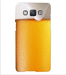 Fuson 3D Designer Back Case Cover For Samsung Galaxy A7