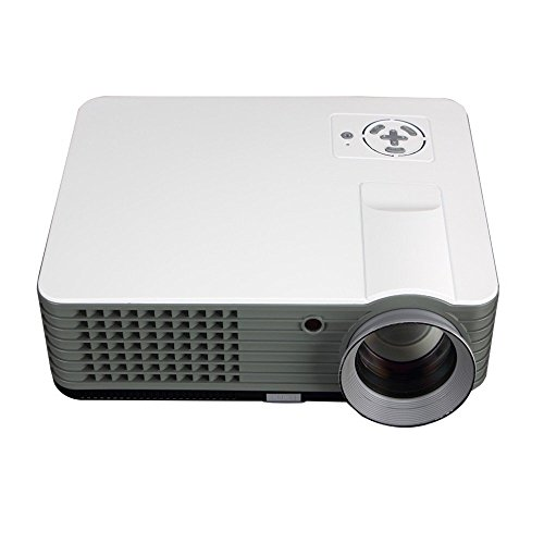 Bring Fun with our new Indian brand PLAY™ Android 4000 lumens LED Projector Full HD Data Show TV Video Games Home Cinema Theater Video Projector HD 1920 x 1080P with high 5000 : 1 Contrast - 1 Year Warranty With Customer Service