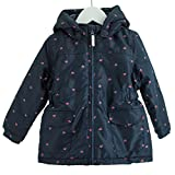 NAME IT Winterjacke Parka Anorak Mellon Heart 13158299 Sky Captain Gr.116