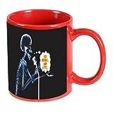 Printland Red Coffee Mug 350 - ml PMR0486 best price on Amazon @ Rs. 299