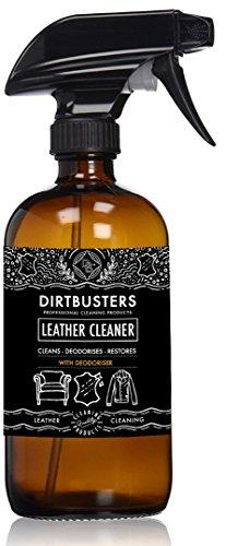 Dirtbusters 3en 1Profesional Piel Limpiador y ambientador 500ml fuerte comercio fórmula pero ph neutro